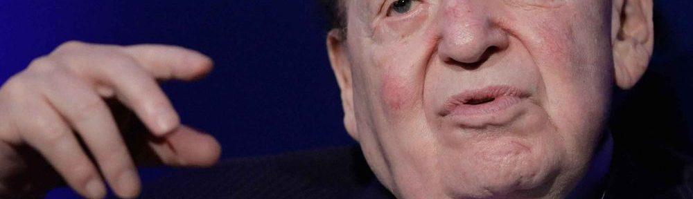 Pelobi Anti-Judi Online, Sheldon Adelson, memanas karena Turnamen Poker Venetian Shady