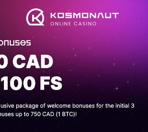 kosmonaut casino free