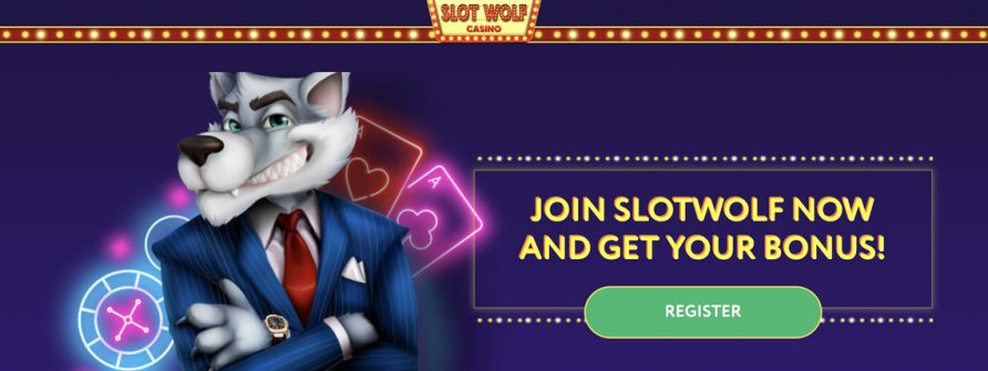 slot wolf no deposit